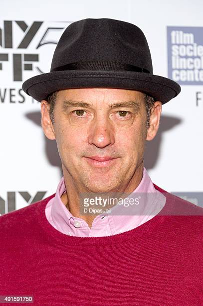 Anthony Edwards attends the 'Experimenter' premiere during the 53rd New York Film Festival at Alice Tully Hall on October 6 2015 in New York City