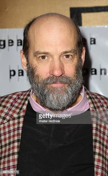 Anthony Edwards attends the OffBroadway Opening Night After Party for 'A Month In The Country' at Pangea Restaurant on January 29 2015 in New York...