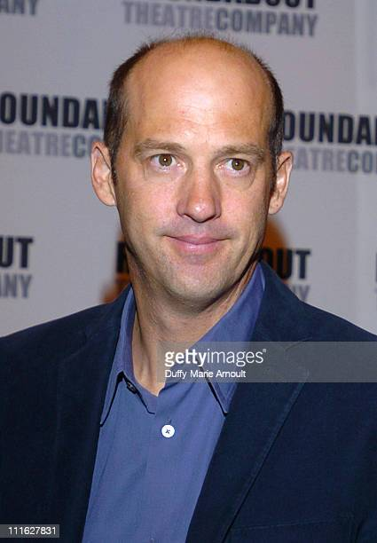 Anthony Edwards during 'A Naked Girl on the Appian Way' Broadway Opening Night Arrivals and After Party at American Airlines Theatre in New York City...