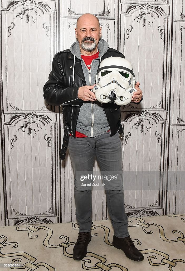 Anthony Forrest attends AOL Build to discuss 'ELSTREE 1976' on May 06, 2016 in New York, New York.