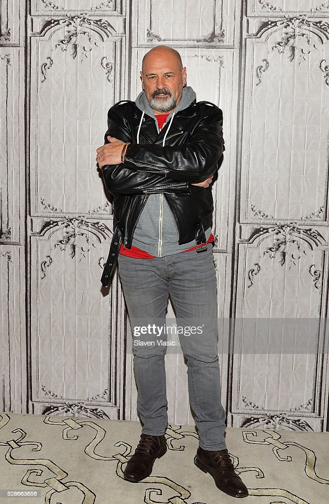 Anthony Forrest visits AOL Build to discuss his new film 'Elstree 1976' at AOL Studios In New York on May 6, 2016 in New York City.