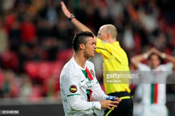 RONALDO / Anthony GAUTIER Portugal / Espagne Match amical au Portugal
