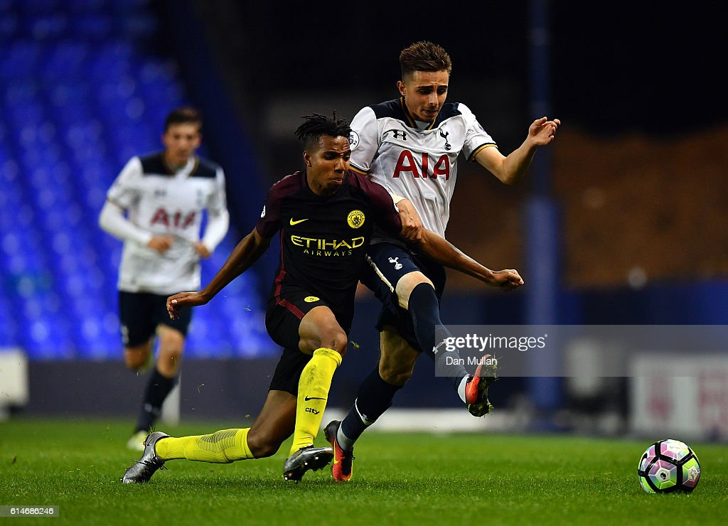 Tottenham Hotspur v Manchester City - Premier League 2 : News Photo