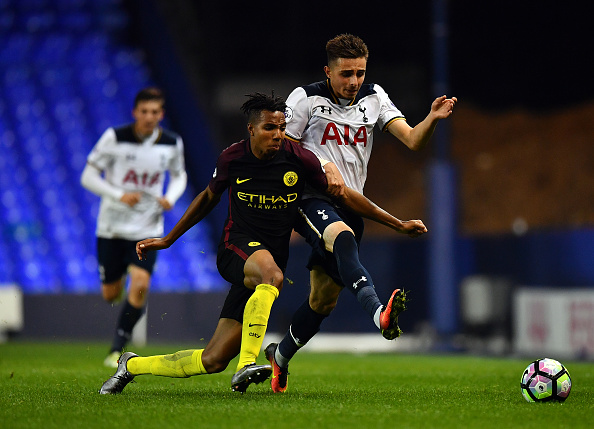 Tottenham Hotspur v Manchester City - Premier League 2 : News Photo