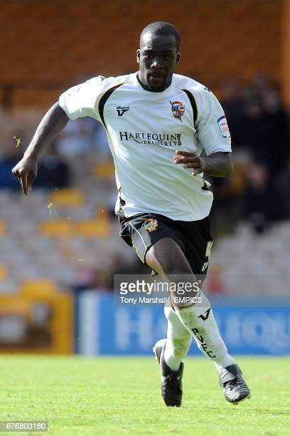 Anthony Griffin Port Vale