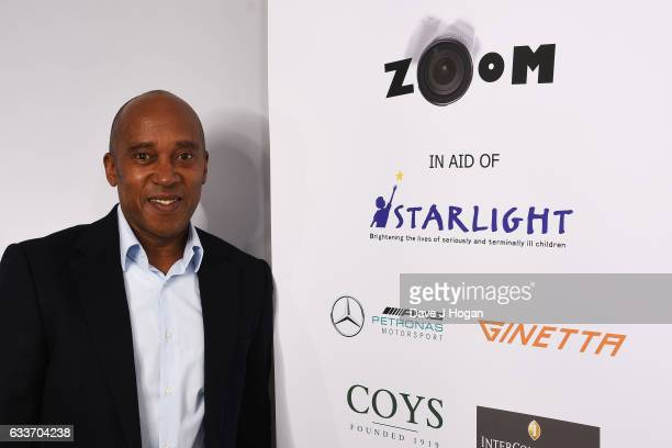 Anthony Hamilton attends the Zoom F1 Charity auction on February 3 2017 in London United Kingdom