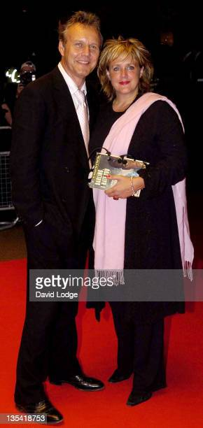 Anthony Head and Guest during 'The Devil Wears Prada' London Gala Screening at Odeon Leicester Square in London Great Britain