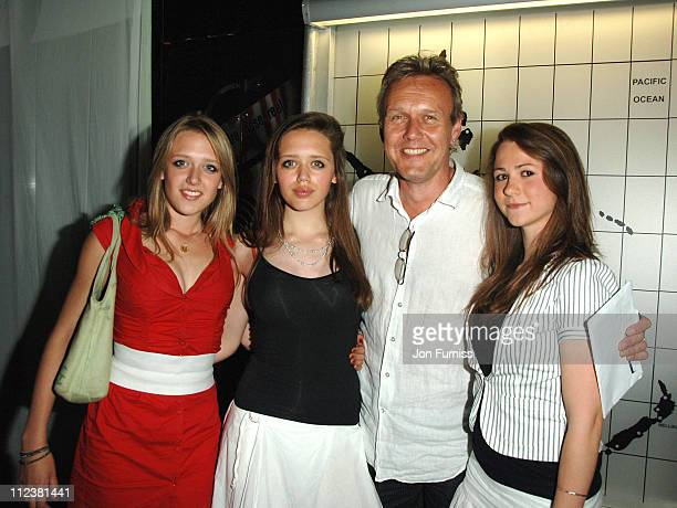 Anthony Head and guests during 'Stormbreaker' London Premiere After Party at Cirque Nightclub in London Great Britain
