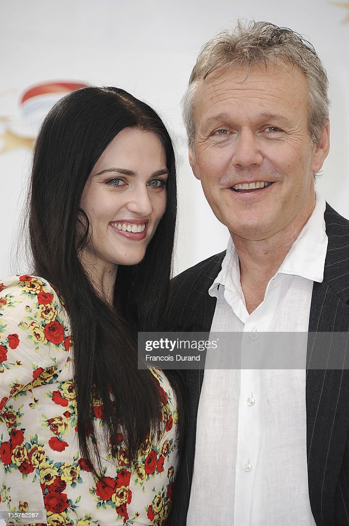 Anthony Head and Katie McGrath pose during a photocall for the TV show 'The Adventures Of Merlin' during the 2011 Monte Carlo Television Festival held at the Grimaldi Forum on June 10, 2011 in Monaco, Monaco.