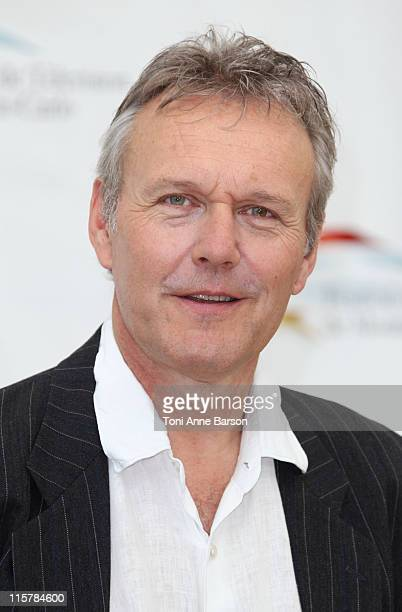 Anthony Head attends Photocall for 'The Adventures Of Merlin' during the 51st Monte Carlo TV Festival on June 10 2011 in Monaco Monaco