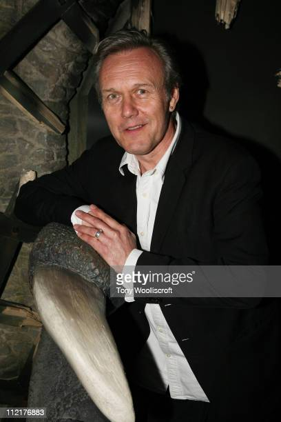 Anthony Head attends the launch of a new attraction based on the hit BBC One drama series at Warwick Castle on April 13 2011 in Warwick Warwickshire