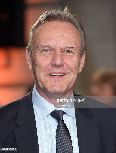 Anthony Head attends the UK Premiere of 'A Street Cat Named Bob' in aid of Action On Addiction at the Curzon Mayfair on November 3 2016 in London...