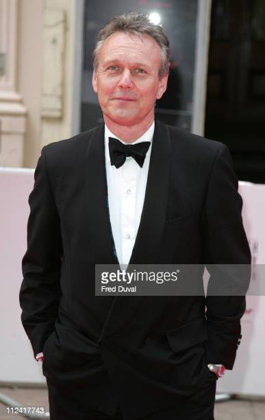Anthony Head during 2007 British Academy Television Awards Red Carpet Arrivals at London Palladium in London Great Britain