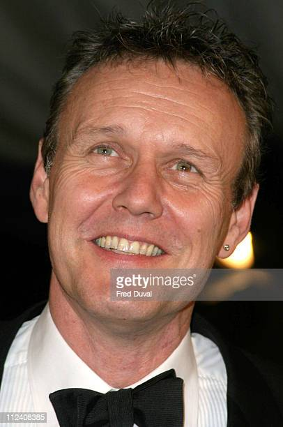 Anthony Head during British Comedy Awards 2004 Arrivals at LWT Southbank in London Great Britain
