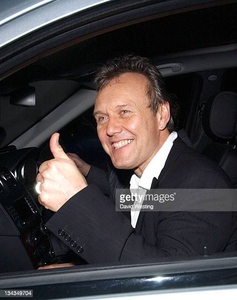 Anthony Head during British Comedy Awards 2006 Departures at London Television Studios in London Great Britain