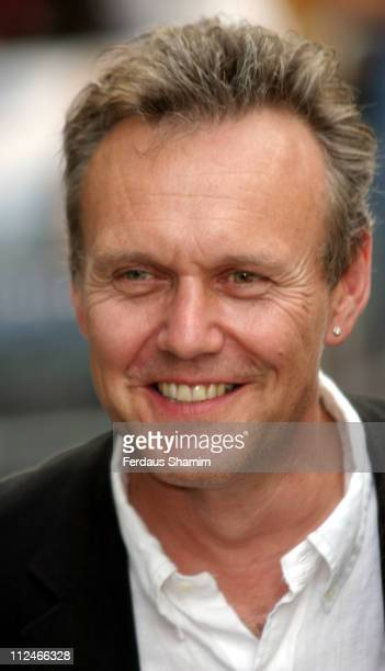 Anthony Head during 'I ROBOT' London Premiere Arrivals at Leicester Square Odeon in London Great Britain