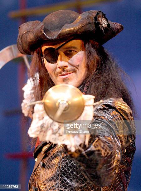 Anthony Head during 'Peter Pan' Opens in London Starring Anthony Head at Savoy Theatre in London Great Britain