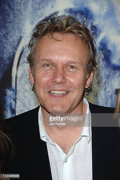 Anthony Head during 'Poseidon' European Film Premiere Inside Arrivals at Empire Leicester Square in London Great Britain