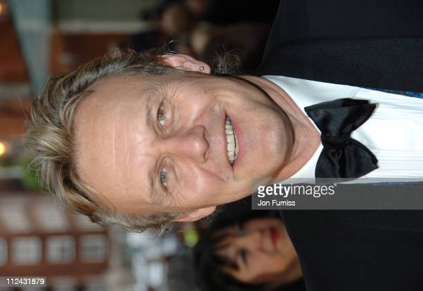 Anthony Head during The 2006 British Academy Television Awards Arrivals at Grosvenor House in London Great Britain
