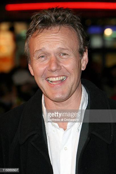 Anthony Head during 'The Polar Express' London Premiere Arrivals at Vue Cinema Leicester Square in London Great Britain