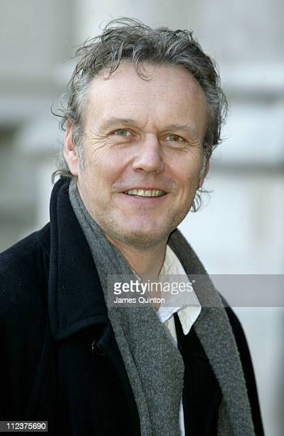 Anthony Head during Woman's Own 2005 Children of Courage Awards at Westminster Abbey in London Great Britain
