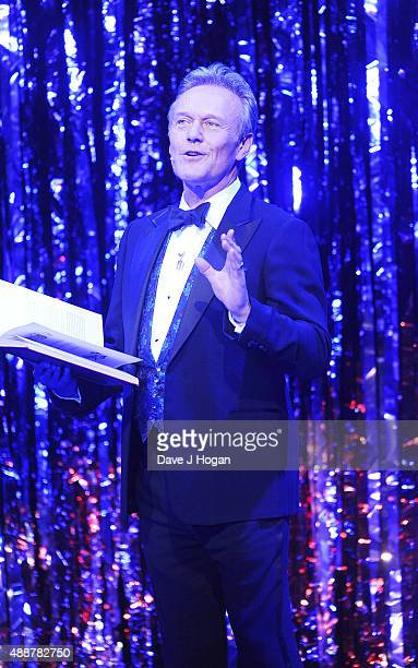 Anthony Head performs during the Gala Charity of Richard O'Brien's Rocky Horror Show in Aide of Amnesty International which was broadcast live to...