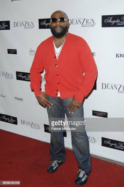 Anthony Henderson attends ANGELA DEAN LAUNCHES ANGELA DEAN RTW COLLECTION at The Kress on November 12 2009 in Hollywood California