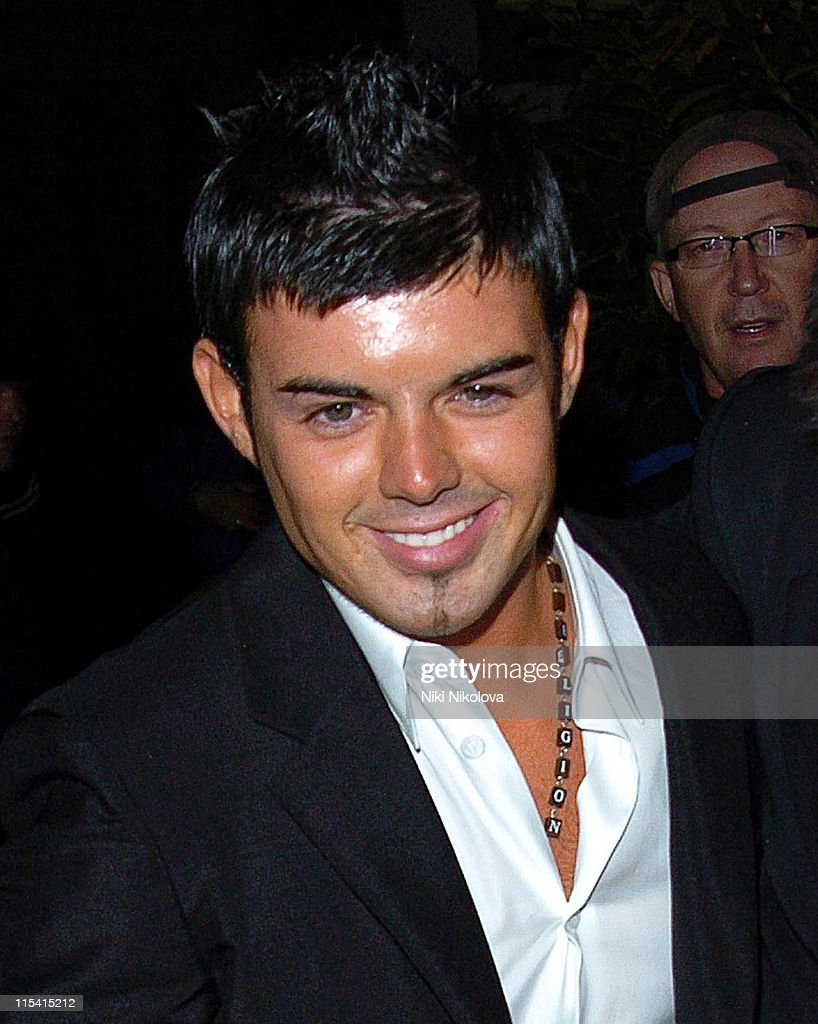 Anthony Hutton during 'The Dukes of Hazzard' London Premiere - After Party at Texas Embassy Cantina in London, United Kingdom.
