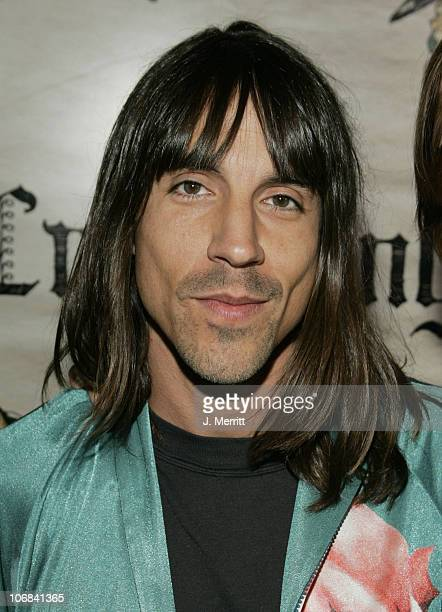 Anthony Kiedis during 32nd Annual American Music Award AfterParty for Gwen Stefani's new CD 'Love Angel Music Baby' at The Standard Hotel in Los...