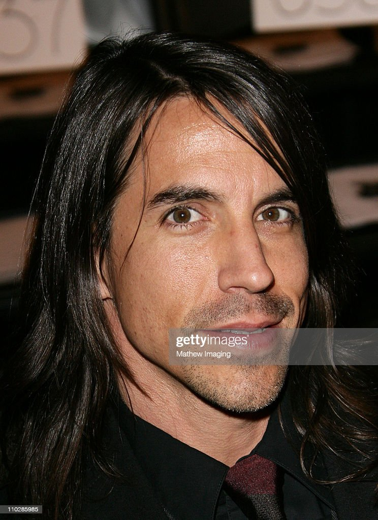 Gucci Benz >> Anthony Kiedis | Getty Images