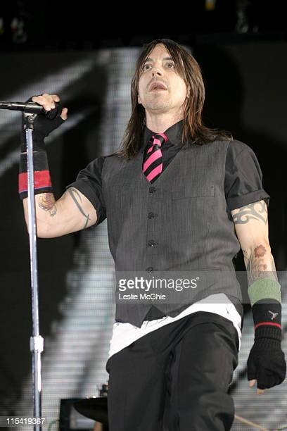 anthony kiedis stock photos and pictures getty images. Black Bedroom Furniture Sets. Home Design Ideas