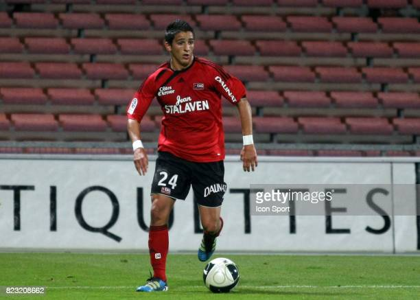 Anthony KNOCKAERT Guingamp / Troyes 7e journee Ligue 2
