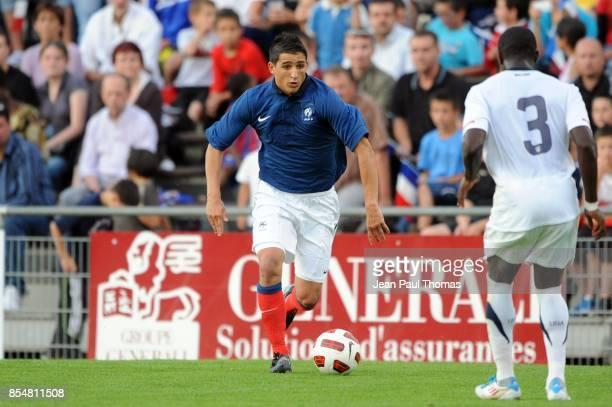 Anthony KNOCKAERT France U20 / Etats Unis Amical Vichy