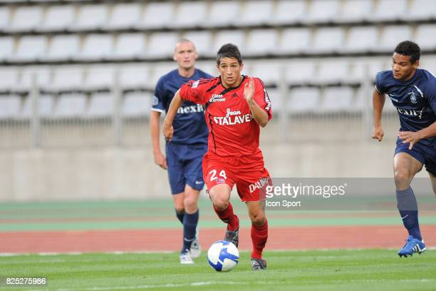 Anthony KNOCKAERT Paris FC / Guingamp 9eme journee de National