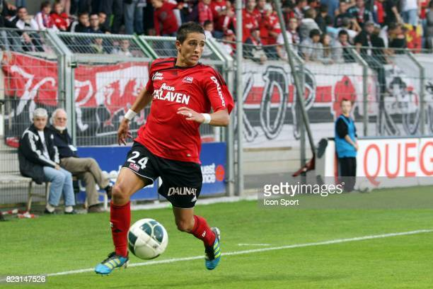 Anthony KNOCKAERT Guingamp / Istres 5eme journee de Ligue 2