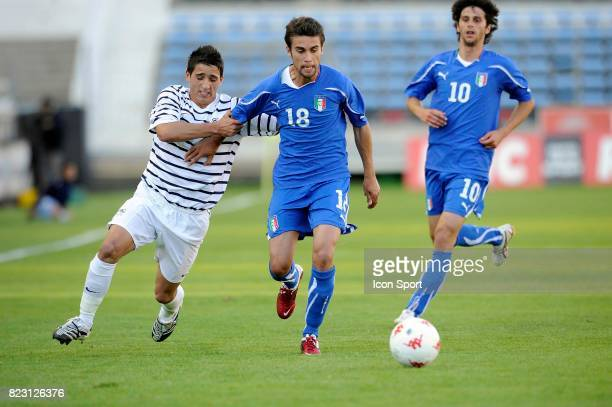 Anthony Knockaert / Fausto Rossi France / Italie Festival International Espoirs Toulon