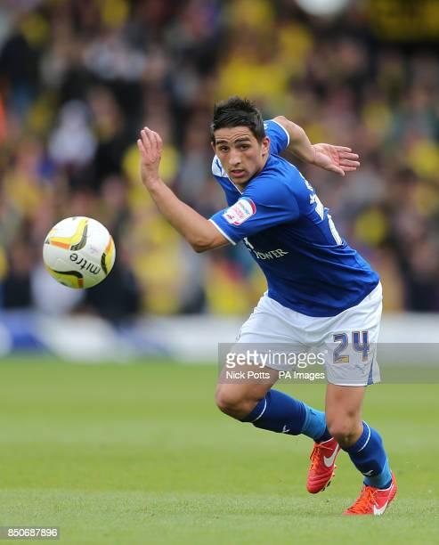 Anthony Knockaert Leicester City