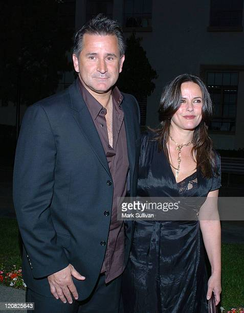 Anthony LaPaglia and Gia Carides during 'Winter Solstice' Los Angeles Premiere in Los Angeles California United States