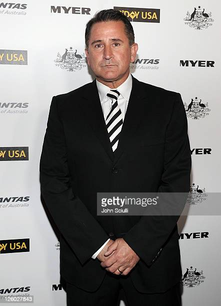 Anthony LaPaglia attends 'G'Day USA 2011' Black Tie Gala at Hollywood Palladium on January 22 2011 in Hollywood California