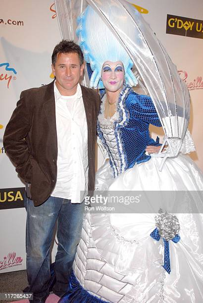 Anthony LaPaglia during G'Day USA Priscilla Queen Of The Desert Live Extravaganza and DVD Release at Paramount in Los Angeles California United States