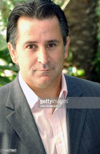 Anthony LaPaglia during 'Without a Trace' 2nd Season Press Conference with Anthony LaPaglia at Four Seasons Hotel in Beverly Hills California United...