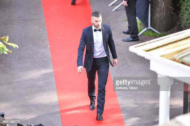 Anthony lopes of Lyon during the ceremony for the UNFP Trophy Awards on May 15 2017 in Paris France