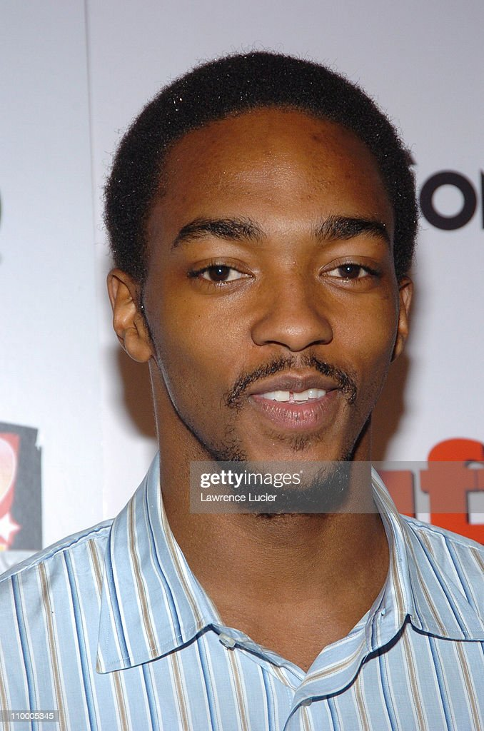 Anthony Mackie during Jeep Activision and Stuff Magazine Launch Tony Hawk's Underground 2 Remix at Marquee in New York, New York, United States.