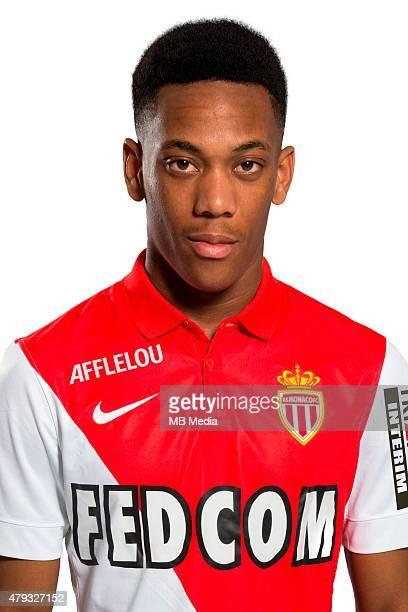 Anthony MARTIAL Photo officielle Monaco Ligue 1 2014/2015 Stephane Senaux / AS Monaco / Icon Sport/MB Media