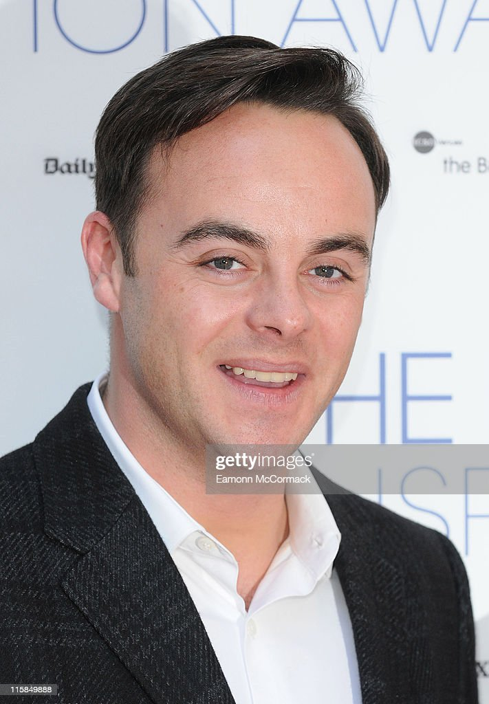Anthony McPartlin attends The British Inspiration awards at The Brewery on April 23, 2010 in London, England.