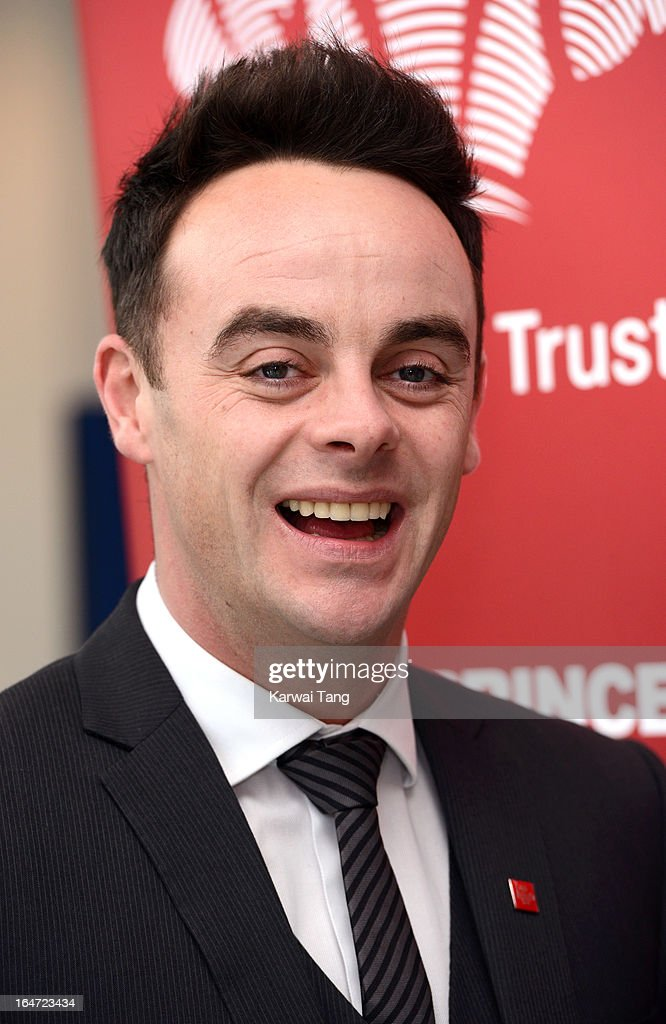 Anthony McPartlin attends the Prince's Trust Celebrate Success Awards at Odeon Leicester Square on March 26, 2013 in London, England.