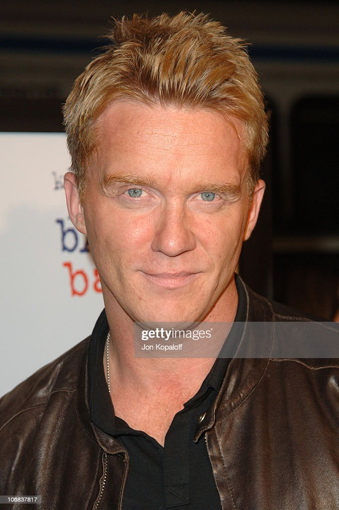 <a gi-track='captionPersonalityLinkClicked' href=/galleries/search?phrase=Anthony+Michael+Hall&family=editorial&specificpeople=213221 ng-click='$event.stopPropagation()'>Anthony Michael Hall</a> during 9th Annual Hollywood Film Festival - Opening Night Screening of 'Kiss Kiss, Bang Bang' - Arrivals at Grauman's Chinese Theater in Hollywood, California, United States.