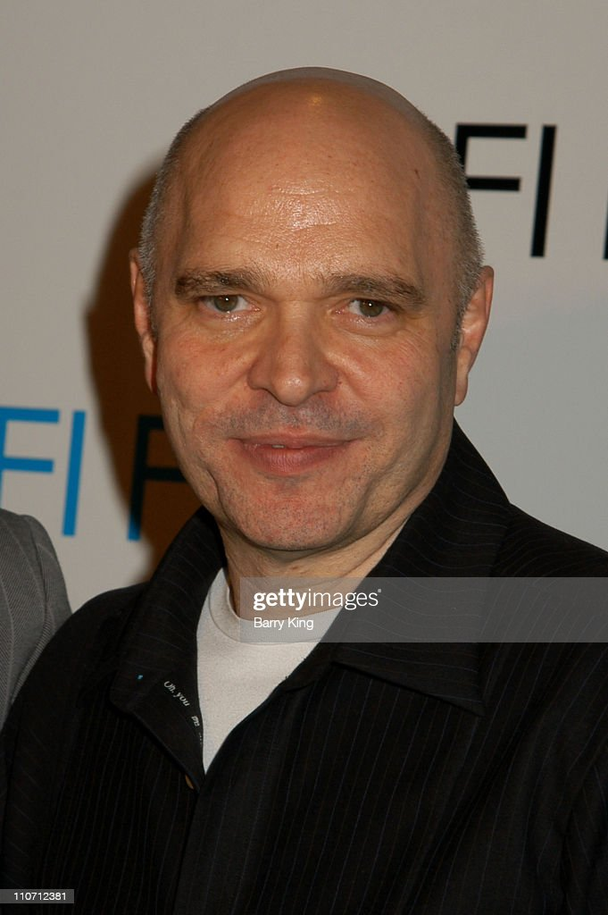 AFI Fest 2003 Appearance with Director Anthony Minghella