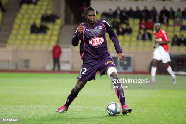 Anthony MODESTE Monaco / Bordeaux Match en retard de la 11eme journee de Ligue 1