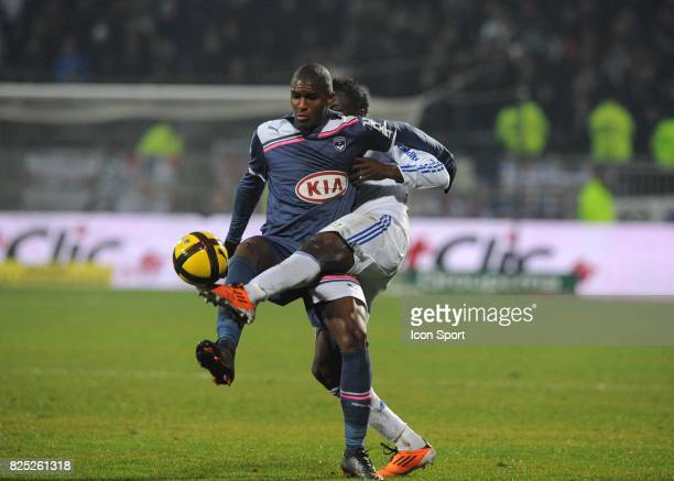 Anthony MODESTE Lyon / Bordeaux 22e journee de Ligue 1